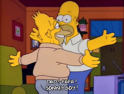 Watch this fathers day GIF on Gfycat. Discover more fathers day, happy fathers day, homer, homer simpson, simpsons, the simpsons GIFs on Gfycat