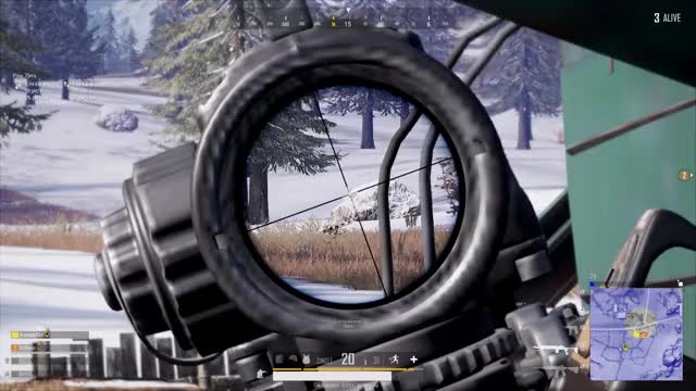 Watch and share Vlc-record-2019-02-01-18h06m35s-PLAYERUNKNOWN GIFs by James on Gfycat