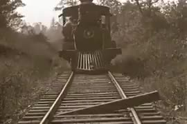 Watch and share Buster Keaton - Train Jump GIFs on Gfycat