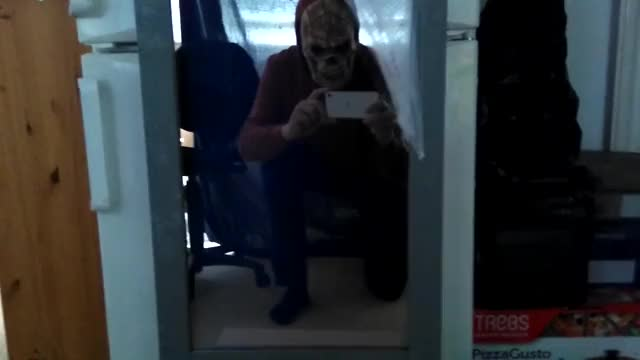 Watch and share Halloween Magic Mirror GIFs on Gfycat