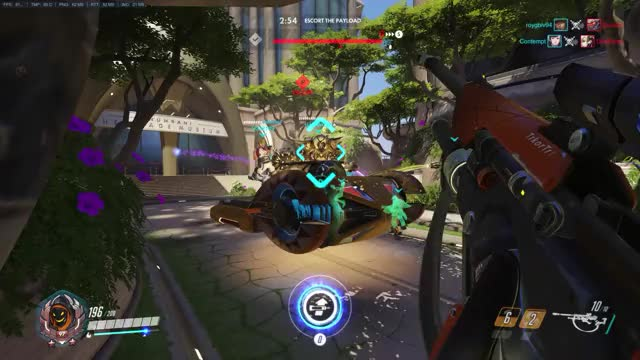 Watch and share Overwatch GIFs by boredxz on Gfycat