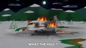 Watch and share Plane Crash GIFs on Gfycat
