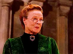 Watch and share Minerva Mcgonagall GIFs and Hermione Granger GIFs on Gfycat