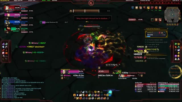 Watch and share World Of Warcraft GIFs and Mythic Plus GIFs by Silver on Gfycat