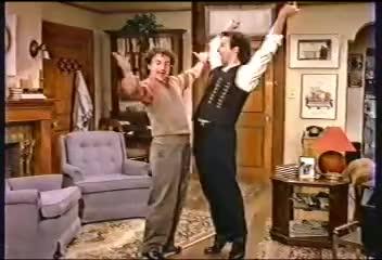 trashpandas, Perfect Strangers Happy Dance GIFs