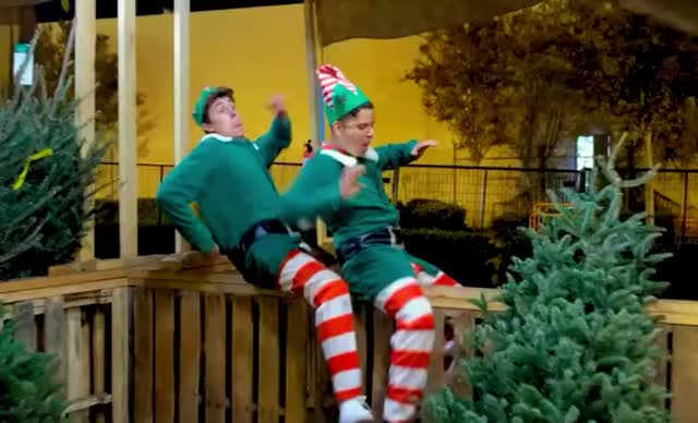 Watch this curated GIF by GIF Machine (@gifmachine) on Gfycat. Discover more best, bff, christmas, dumb, elves, friends, funny, hilarious, juanpa, lol, mancuso, merry, ride, rudy, silly, terrible, xmas, yeah, youtuber, zurita GIFs on Gfycat