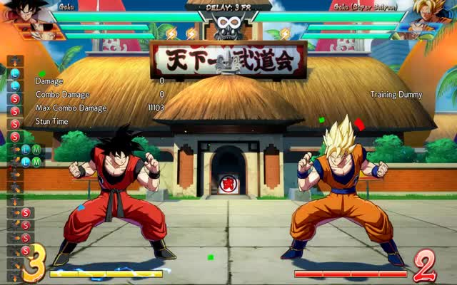 Watch and share Dbfz GIFs by Ethel on Gfycat