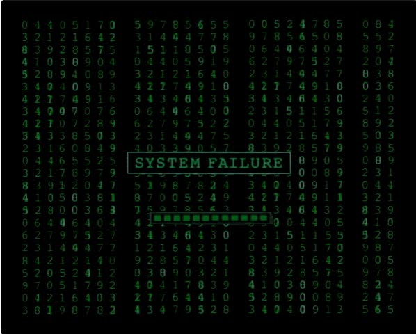 Watch and share System Failure GIFs on Gfycat