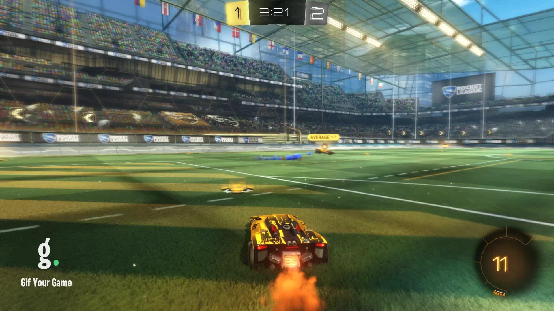 Gif Your Game, GifYourGame, Goal, Rocket League, RocketLeague, datboi, Goal 4: datboi GIFs