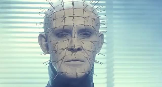 Watch When your brother eats all your favorite Thanksgiving leftovers and feels sick from overeating (Hellraiser, Pinhead) GIF on Gfycat. Discover more related GIFs on Gfycat