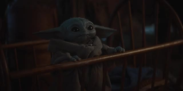 Watch and share The Mandalorian GIFs and Baby Yoda GIFs by Media Paradise 📺 on Gfycat