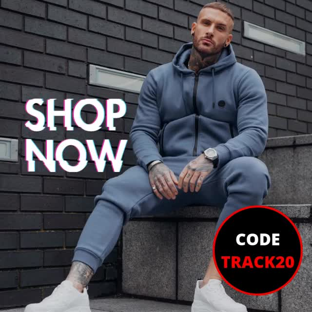 Watch and share Tracksuit Offer - TRACK20 Offer Feed Ad GIFs on Gfycat