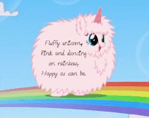 Watch and share Sian's Pink Unicorn GIFs on Gfycat