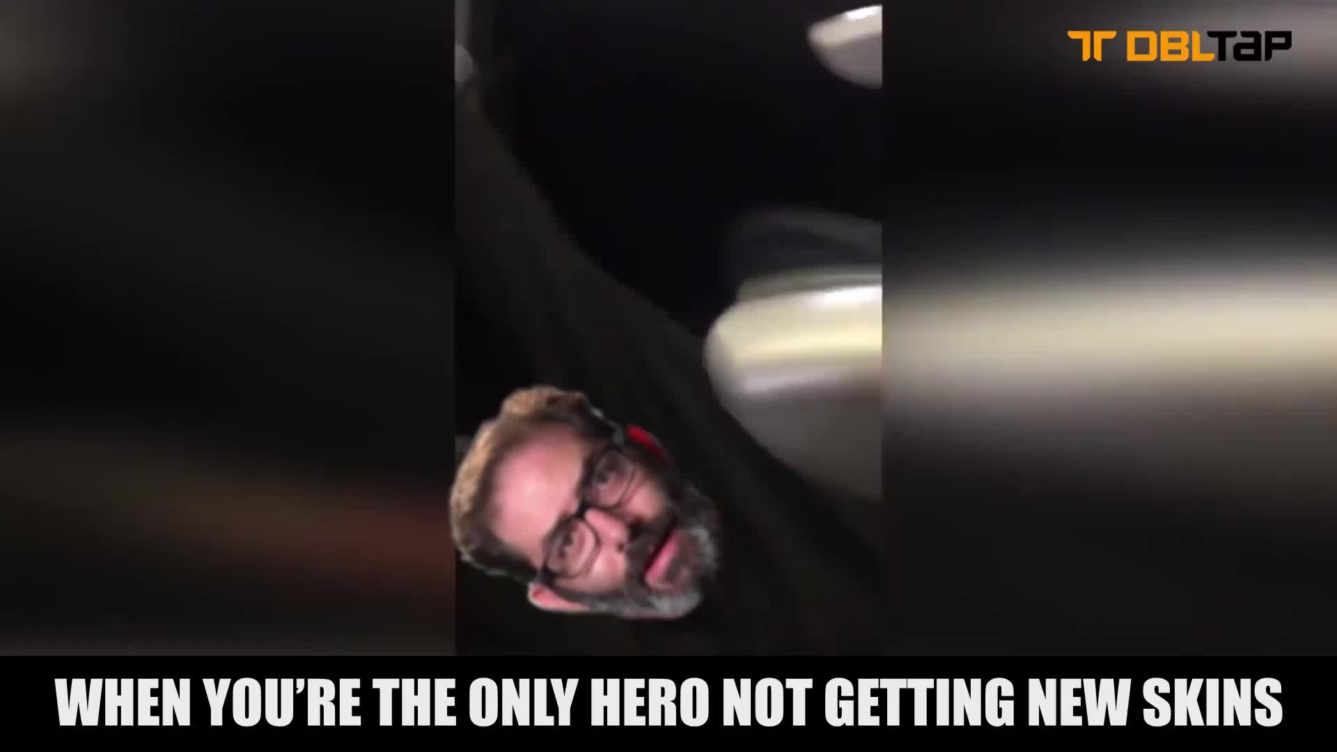 Overwatchmemes, When You're the Only Hero Not Getting New Skins GIFs
