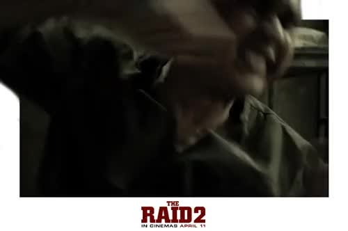 Watch and share The Raid 2 GIFs and Iko Uwais GIFs by fakta4 on Gfycat