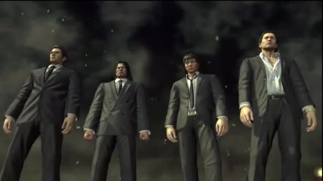 Yakuza 4 (Ryu Ga Gotoku 4): Finale (2/7)