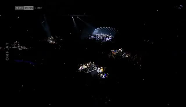 Eurovision 2015 Vienna Interval Act Martin Grubinger Percussion