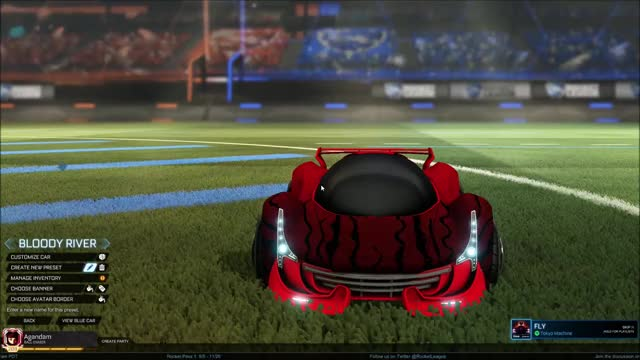 Watch Bloody Nimbus GIF by @thedreamlan6 on Gfycat. Discover more RocketLeague GIFs on Gfycat