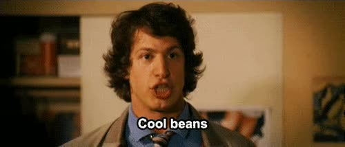 Watch this great GIF by sypher0115 on Gfycat. Discover more Andy Samberg, cool, i'mcool, thatscool GIFs on Gfycat