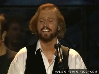 Watch and share According To Popular Legend, Which Band Did Many DJs Mistake The Bee Gees' First Single Spicks And Specks As Being Sung By? GIFs on Gfycat