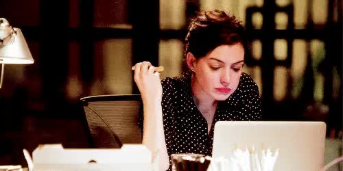 Watch this trending GIF on Gfycat. Discover more anne hathaway, hathawayedit, the intern GIFs on Gfycat