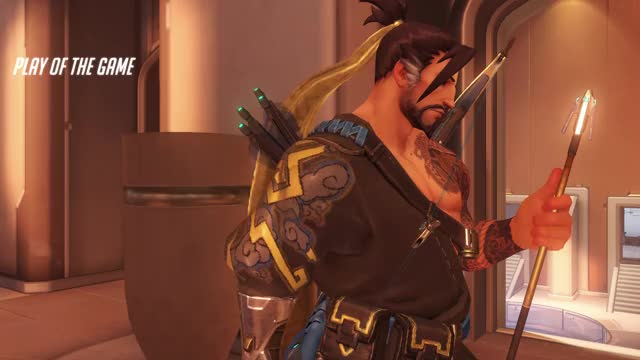 Watch highlight GIF by Jeremy (@jeremyho112) on Gfycat. Discover more Hanzo, overwatch, potg GIFs on Gfycat