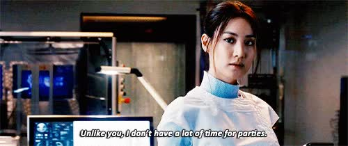 Watch and share Claudia Kim GIFs on Gfycat
