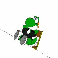 Watch and share Yoshi GIFs on Gfycat