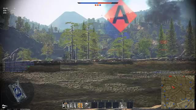 Watch and share Warthunder GIFs and Jagdtiger GIFs by pewkek on Gfycat