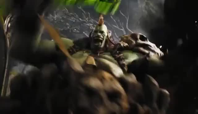 Watch and share Paragon - Narbash Announce Trailer GIFs on Gfycat