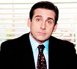 Watch and share Michael Scott GIFs and Steve Carell GIFs on Gfycat