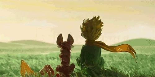 animated, beautiful, cute, fox, movie, stop motion, the little prince, Loose Ferrets GIFs