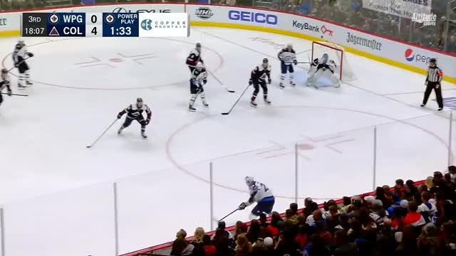 Watch and share Colorado Avalanche GIFs and Winnipeg Jets GIFs by Beep Boop on Gfycat