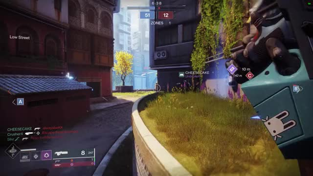 Watch and share Destiny 2 - Calculated GIFs by chaosmonkey on Gfycat