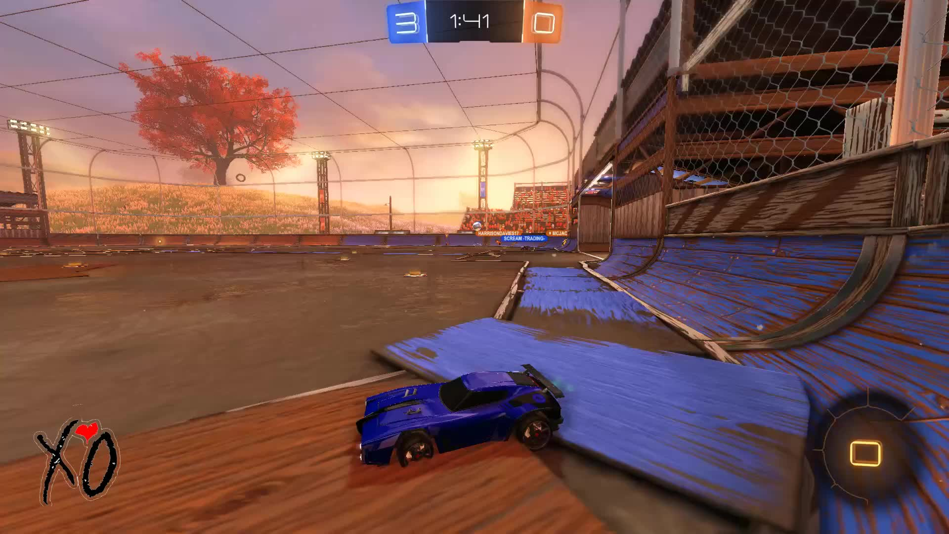 Gif Your Game, GifYourGame, Goal, Rocket League, RocketLeague, Xo, Goal 4: Xo GIFs