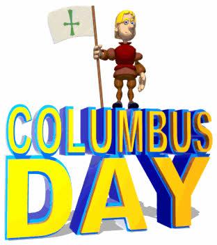 Columbus Day GIFs