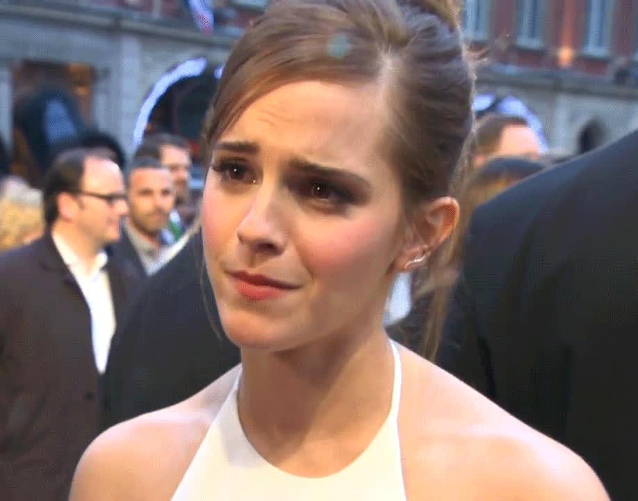 celebs, emma watson, Emma Watson GIFs