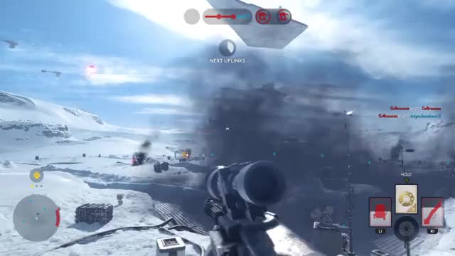 Watch STAR WARS™ Battlefront™_20160331174813 GIF on Gfycat. Discover more starwarsbattlefront GIFs on Gfycat