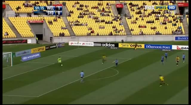 Watch and share Tim Brown Vs Sydney FC GIFs by patrick478 on Gfycat