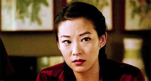 Watch and share Arden Cho GIFs on Gfycat