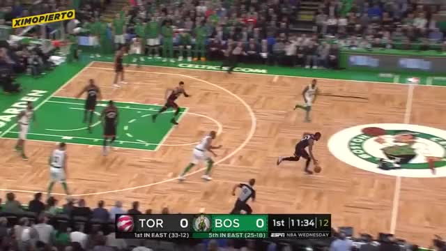Watch and share Toronto Raptors GIFs and Boston Celtics GIFs on Gfycat