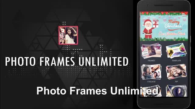 pic frame app for android