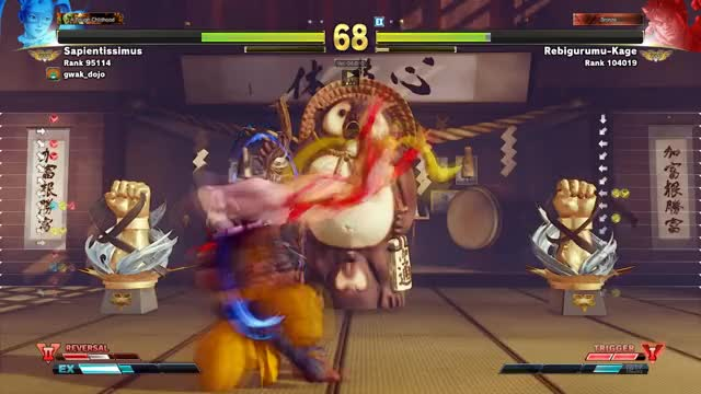 Watch and share Streetfighter GIFs by kuni89 on Gfycat