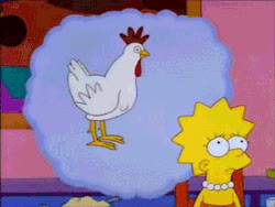 gif my gifs the simpsons meat hot dogs vegetarian Vegetarianism GIFs