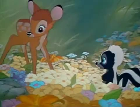 Watch and share Bambi GIFs on Gfycat