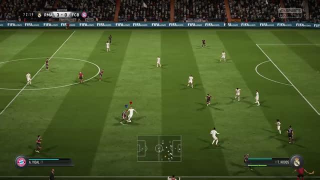Watch this GIF by Xbox DVR (@xboxdvr) on Gfycat. Discover more FIFA18Demo, MrPanda 2706, xbox, xbox dvr, xbox one GIFs on Gfycat