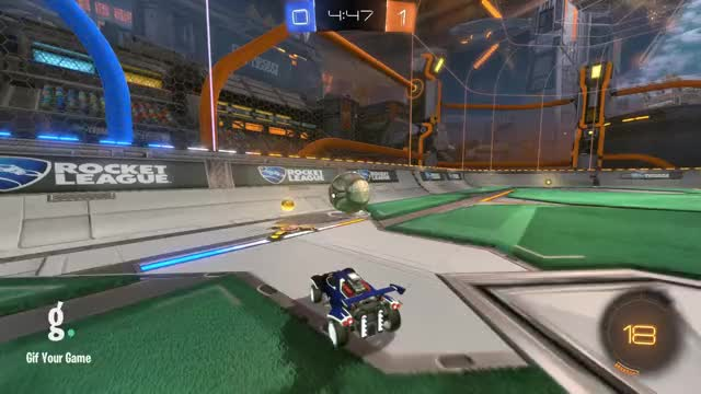 Watch Goal 2: Dabble GIF by Gif Your Game (@gifyourgame) on Gfycat. Discover more Dabble, Gif Your Game, GifYourGame, Rocket League, RocketLeague GIFs on Gfycat