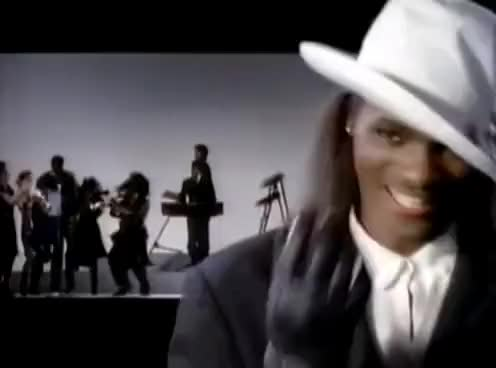 Watch Jermaine Stewart - We Don't Have To Take Our Clothes Off GIF on Gfycat. Discover more related GIFs on Gfycat
