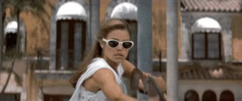 Watch and share Denise Richards GIFs and Shooting GIFs on Gfycat