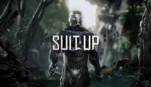 Watch and share Video Games GIFs and Suit Up GIFs on Gfycat